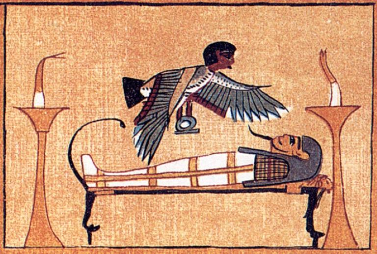 La depressione nell'antico Egitto Papiro 3024